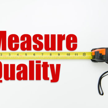 Measuring,Tape,Over,The,Words,Measure,And,Quality,On,White